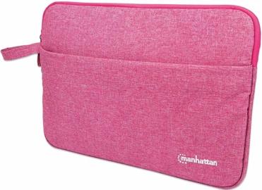Сумка для ноутбука Manhattan Ic Intracom 439923, розовый, 1-14.5″