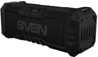 Belaidė kolonėlė Sven PS-430 Bluetooth Speaker Black