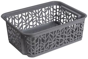 BranQ Basket Bamboo Dark Gray 29