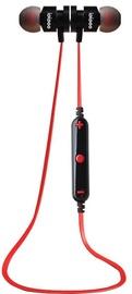 Ausinės ipipoo iL93BL Black/Red, belaidės