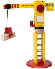 Le Toy Van The Big Wooden Crane TV449
