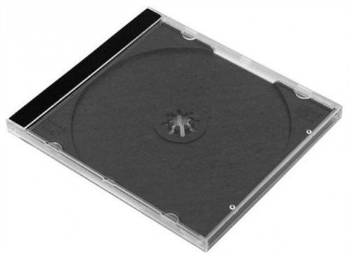 Esperanza 3015 Box With Black Tray For CD/DVD 200pcs