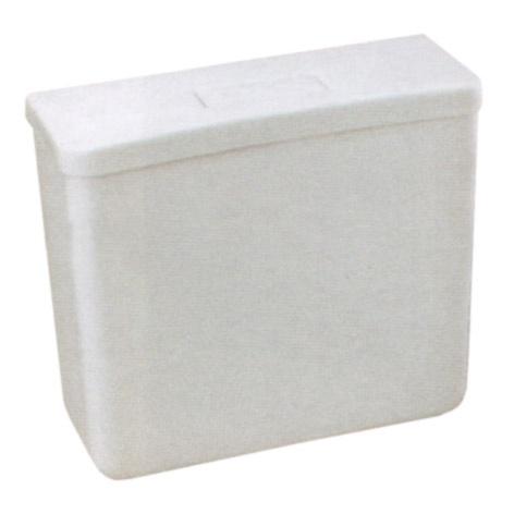 Plastmasas skalojamā kaste Cersanit Niagara K97-003