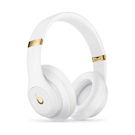 Ausinės Beats Studio 3 White, belaidės