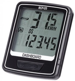 BBB Cycling DashBoard BCP-05 7 Black