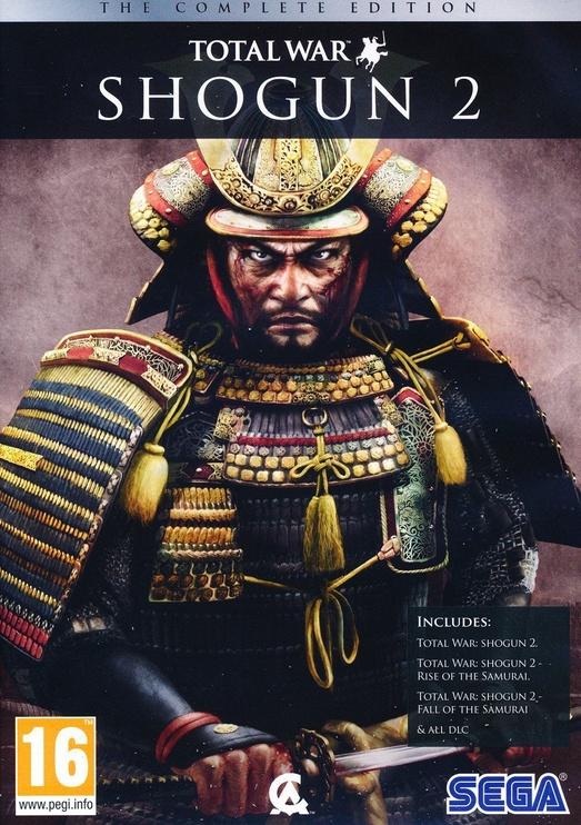 Total War: Shogun 2 The Complete Edition PC