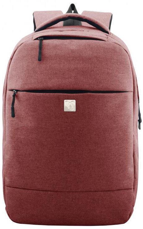 Рюкзак Sbox Vancouver, красный, 17.3″