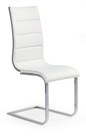 Valgomojo kėdė K104, balta