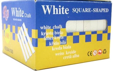 Avatar Chalks White 100PCS Square