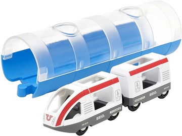 Brio World Travel Train And Tunnel 33890