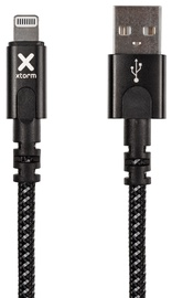 Xtorm CX2021 USB to Lightning Cable Black 3m