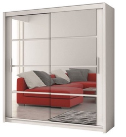 Stolar Dakota Wardrobe 160x215x61cm White