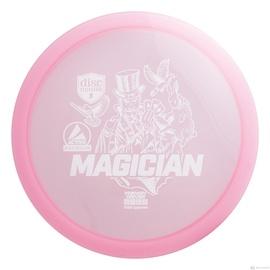 Lidojošais šķīvis Discmania Premium Magician Fairway 6/4/0/2 Pink