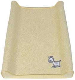 Ceba Baby Changing Mat Cover 50x70 Zebra Yellow