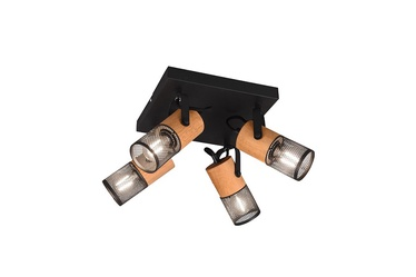 Kohtvalgusti Trio Tosh, 4x15W, E14