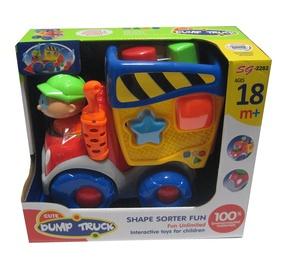 Interaktyvus žaislas Cute Bump Truck 602990606