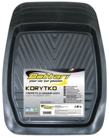Kummist automatt Bottari Front Carpet Black, 1 tk