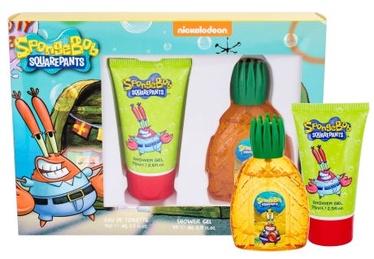 Nickelodeon SpongeBob Squarepants Mr. Krabs 50ml EDT + 75ml Shower Gel