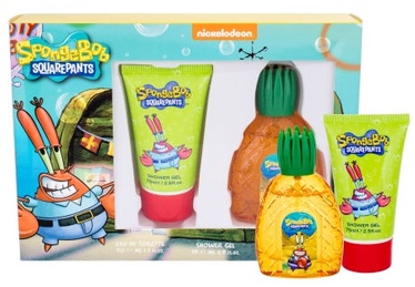Nickelodeon SpongeBob Squarepants Mr. Krabs 50ml EDT + 75ml Shower Gel