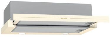 Встроенная вытяжка Gorenje BHP62CLI Ivory