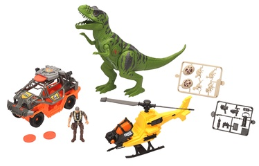 Chap Mei Dino Valley T-Rex Revenge Playset 542090