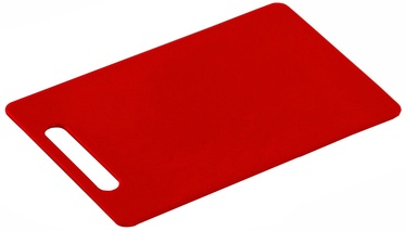 Kesper Plastic Chopping Board 34 24 Red