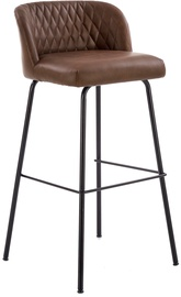 Halmar H92 Bar Stool Dark Brown
