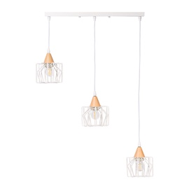 Pakabinamas šviestuvas Domoletti Vanila, MD51164A-3, 3X40W, E27