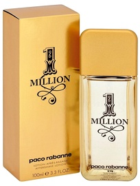 Paco Rabanne 1 Million 100ml After Shave Lotion