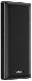 Uzlādēšanas ierīce – akumulators Baseus X20, 20000 mAh, melna
