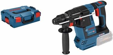 Bosch 0611909001 GBH 18V-26 Cordless Rotary Hammer w/L-Boxx