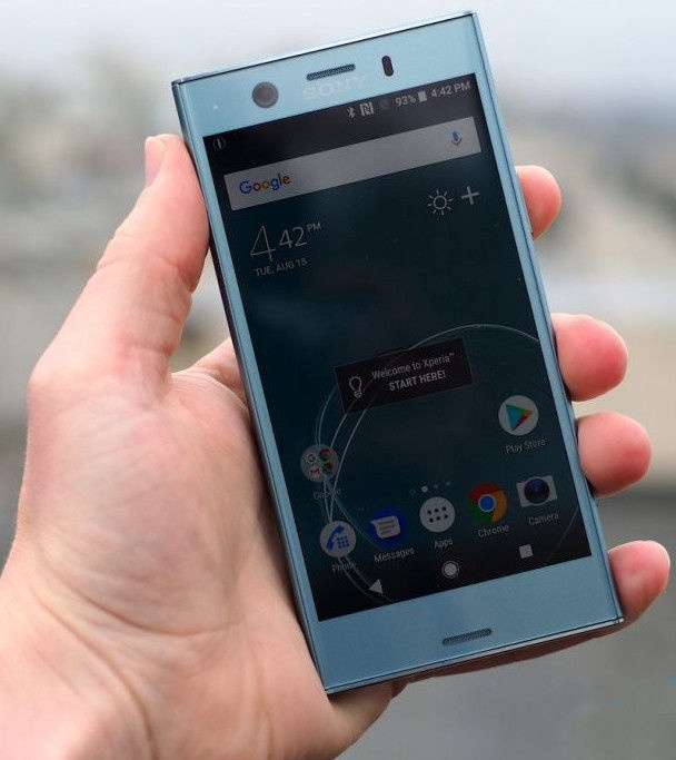 Sony G8441 Xperia XZ1 Compact 32GB Horizon Blue