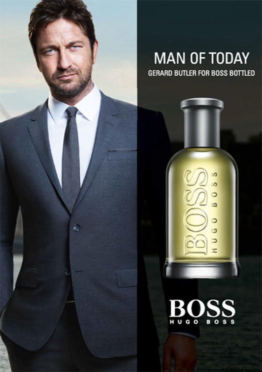 Kvepalai Hugo Boss Bottled 200ml EDT