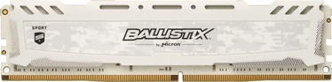 Crucial Ballistix Sport LT White 8GB 3200MHz CL16 DDR4 BLS8G4D32AESCK