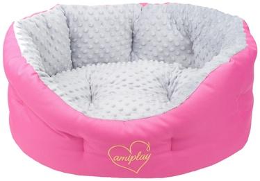 Amiplay Babydoll Colosseum Bed M 57x48x23cm Light Gray