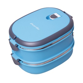 Kamille Lunch Box 1.8L Blue 2109
