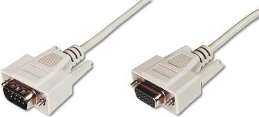 Assmann Cable DSUB / DSUB Beige 5m