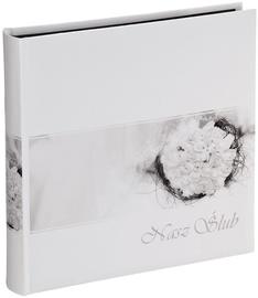 Hama Sicilia Jumbo Album Black Sheets 10x15 / 400