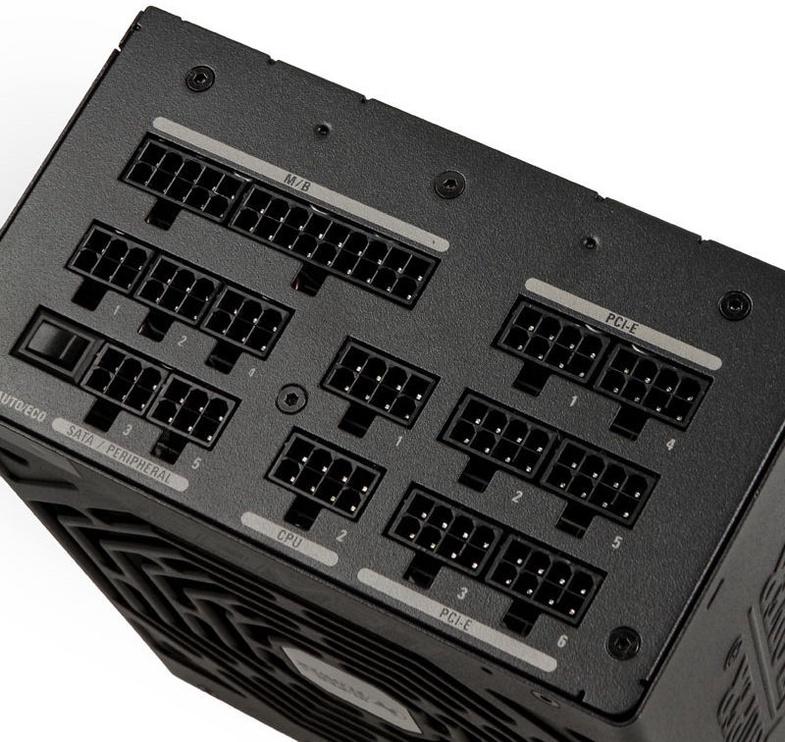 Super Flower Leadex 80 Plus Titanium PSU 1000W Black
