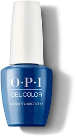 Лак-гель OPI Gel Color Do You Sea What I Sea?, 15 мл