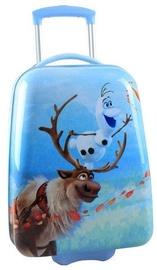 Koferis Disney Frozen Olaf, zila, 29 l, 310x210x450 mm