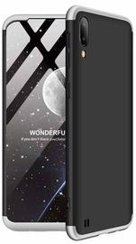 Чехол GKK 360 Protection Case For Samsung Galaxy M10 Black/Silver