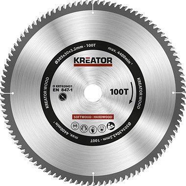 Kreator Sawblade 305x30x3.2mm 100T