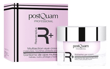 PostQuam Professional ResveraPlus Multi Action Eye Contour Cream Gel 15ml