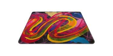 Peles paliktnis Xtrfy GP4 Large Mousepad 460x400mm Street Pink