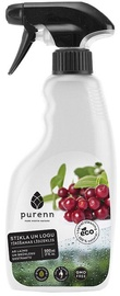 Purenn Glass and Window Cleaner with Lime and Lingonberry Extract 500ml