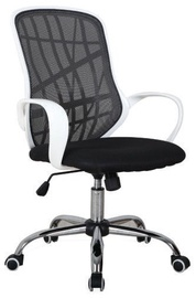 Signal Meble Office Chair Dexter Black/White
