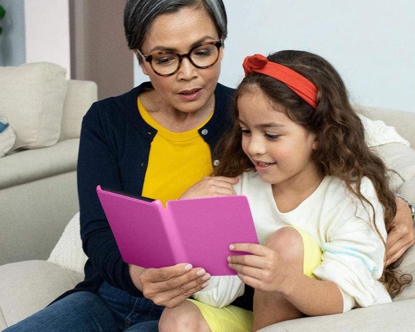 Amazon Kindle Kids Edition 2019 Pink