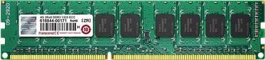 Transcend 4GB 1333MHz DDR3 CL13 DIMM ECC TS512MLK72V3N