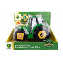 Tomy Learn & Pop Johnny Tractor 46654